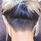 Женские стрижки с выбритым затылком: какие бывают и как выбрать?
