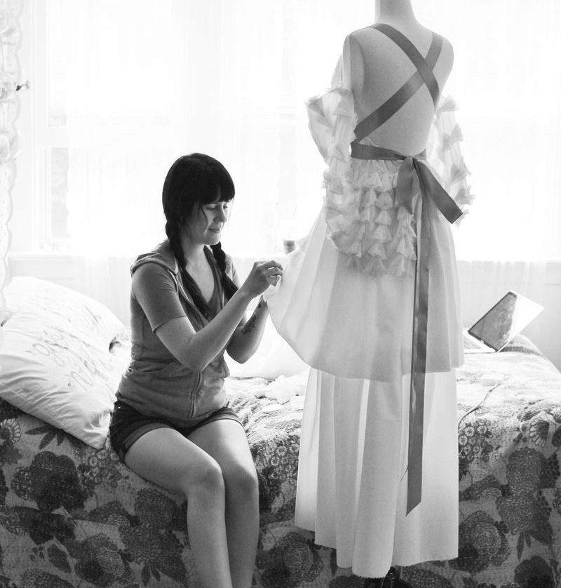 Шитье и крой свадебные платья