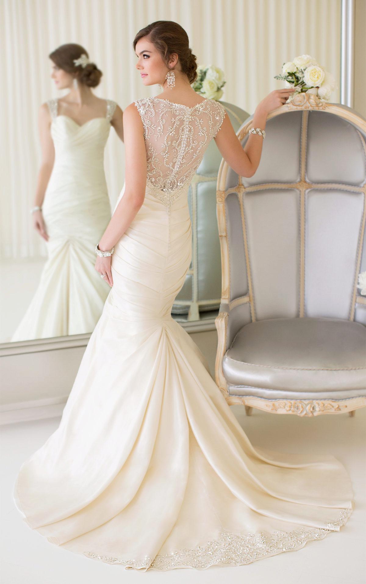 Как сшить свадебное платье для себя фото 132