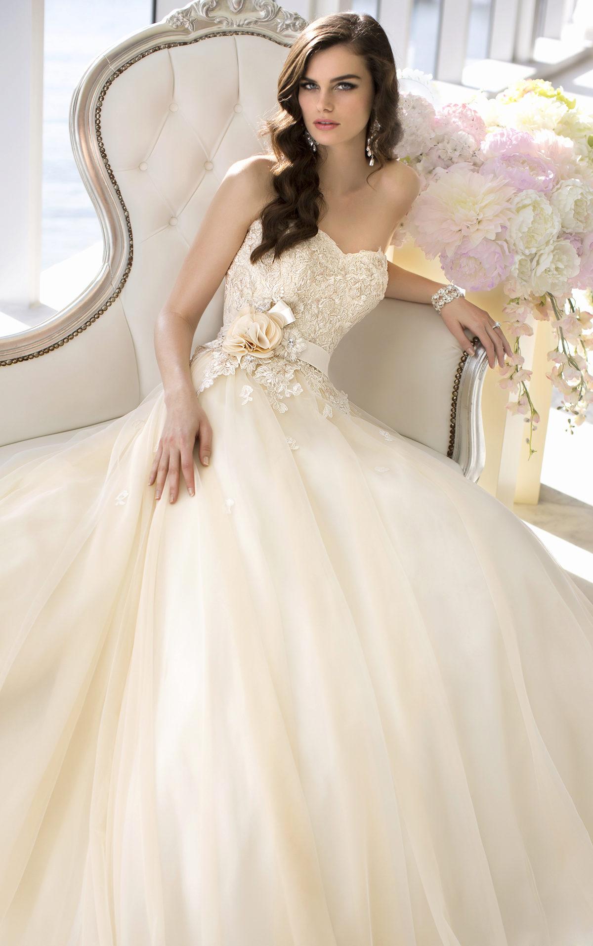 Сшить самой себе свадебное платье фото 21