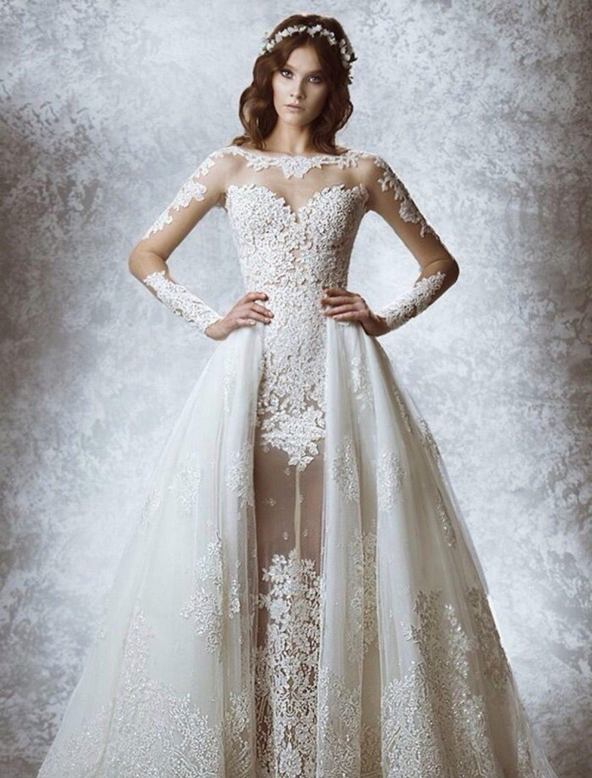Летнее свадебное платье: короткие, длинные, с открытой спиной и