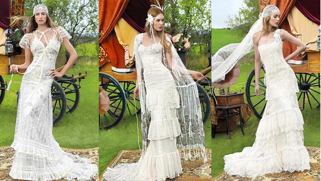 72c962d073b Оригинальные свадебные платья  фото самых известных коллекций (53 фото)