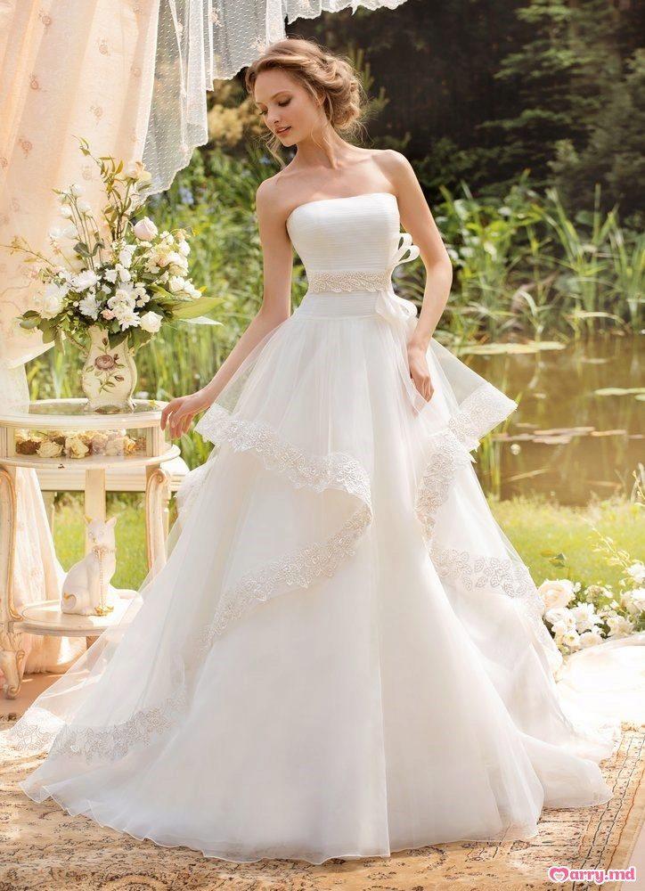 43b4ac71c744072 Свадебное платье для маленького роста, невысоких девушек и невест ...