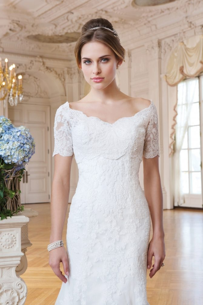 199a0333d4f Свадебное платье для маленького роста