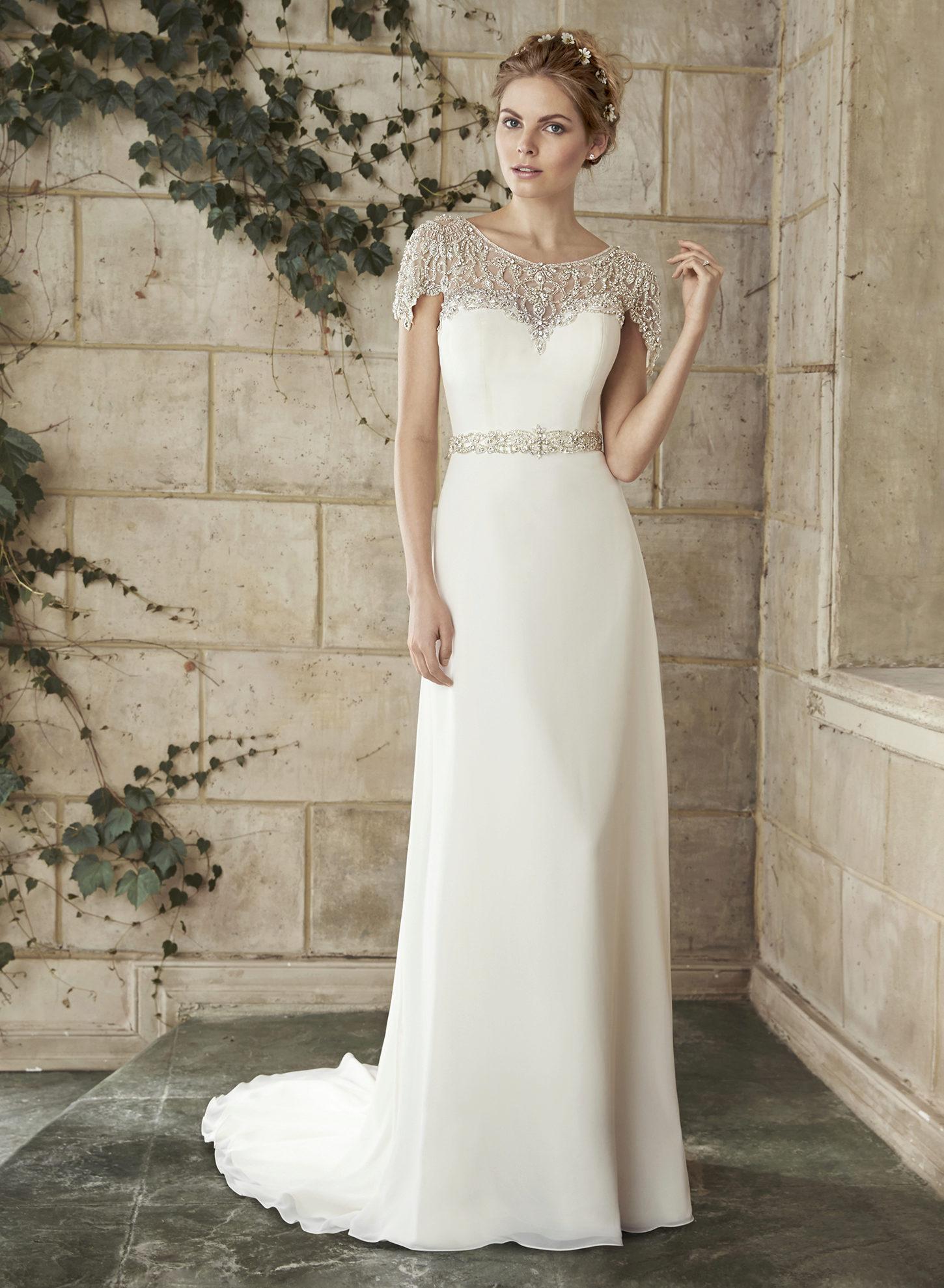 Белое платье на вторую свадьбу