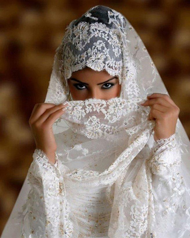 Мусульманские свадебные платья: выбор платья для невесты