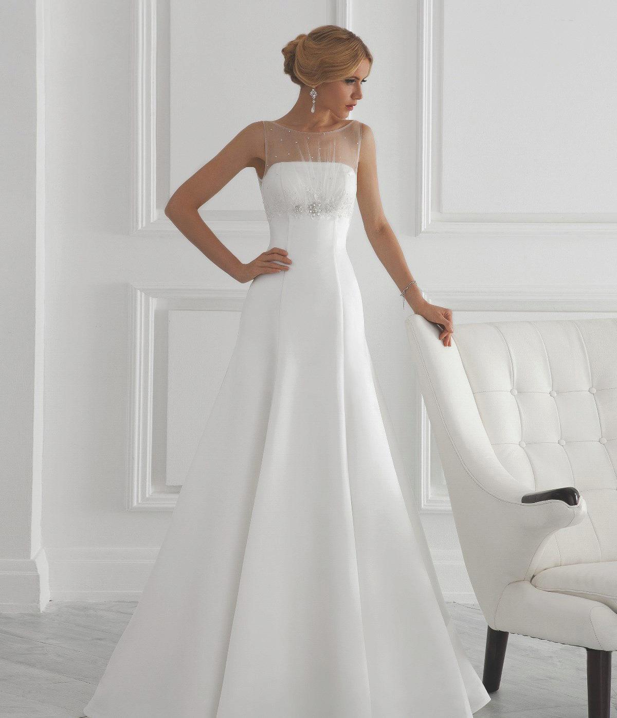 Купить свадебное платье в магазине недорого