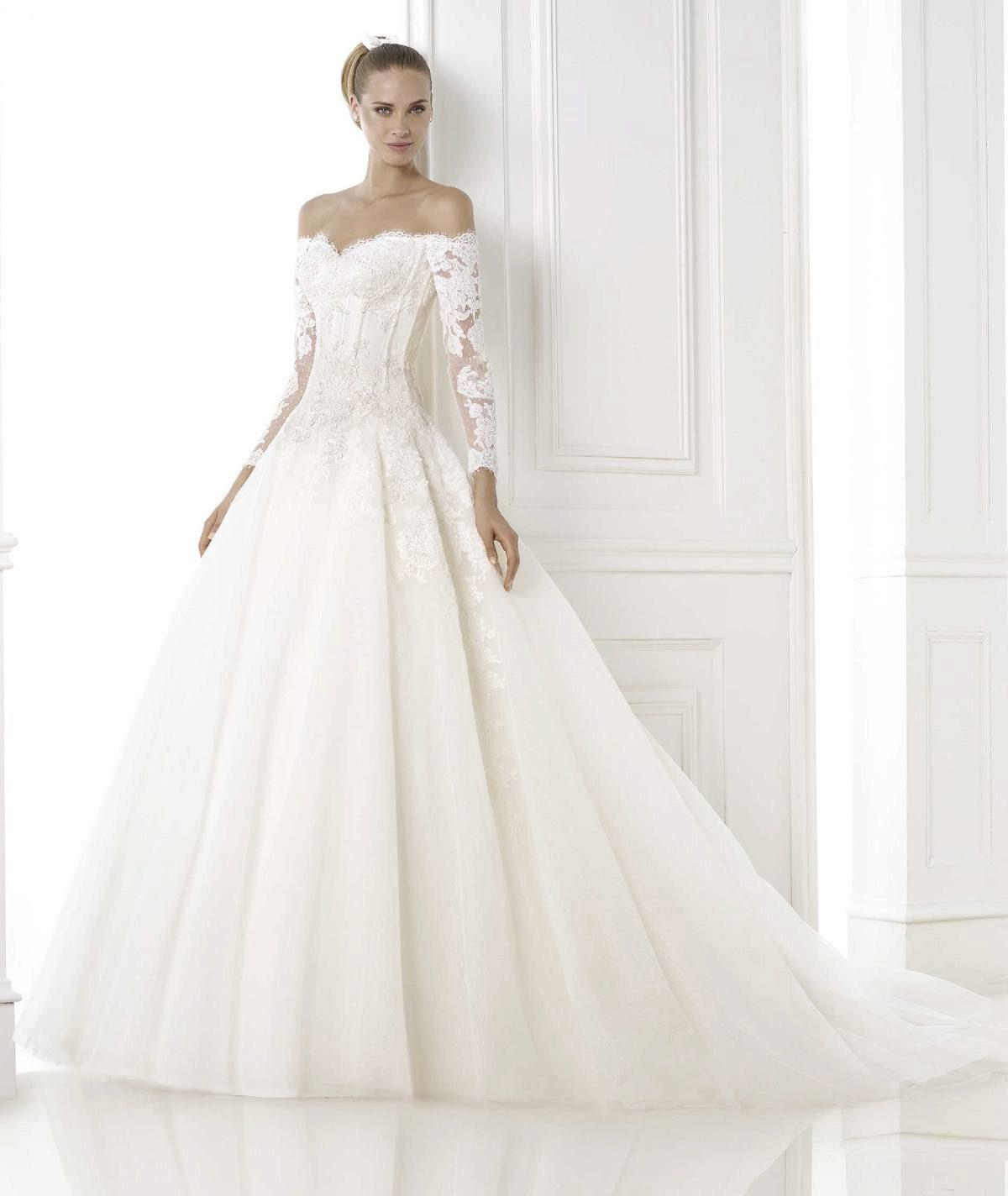 Свадебное платье с рукавами из кружева  варианты с длинными ... 0301dfdba52