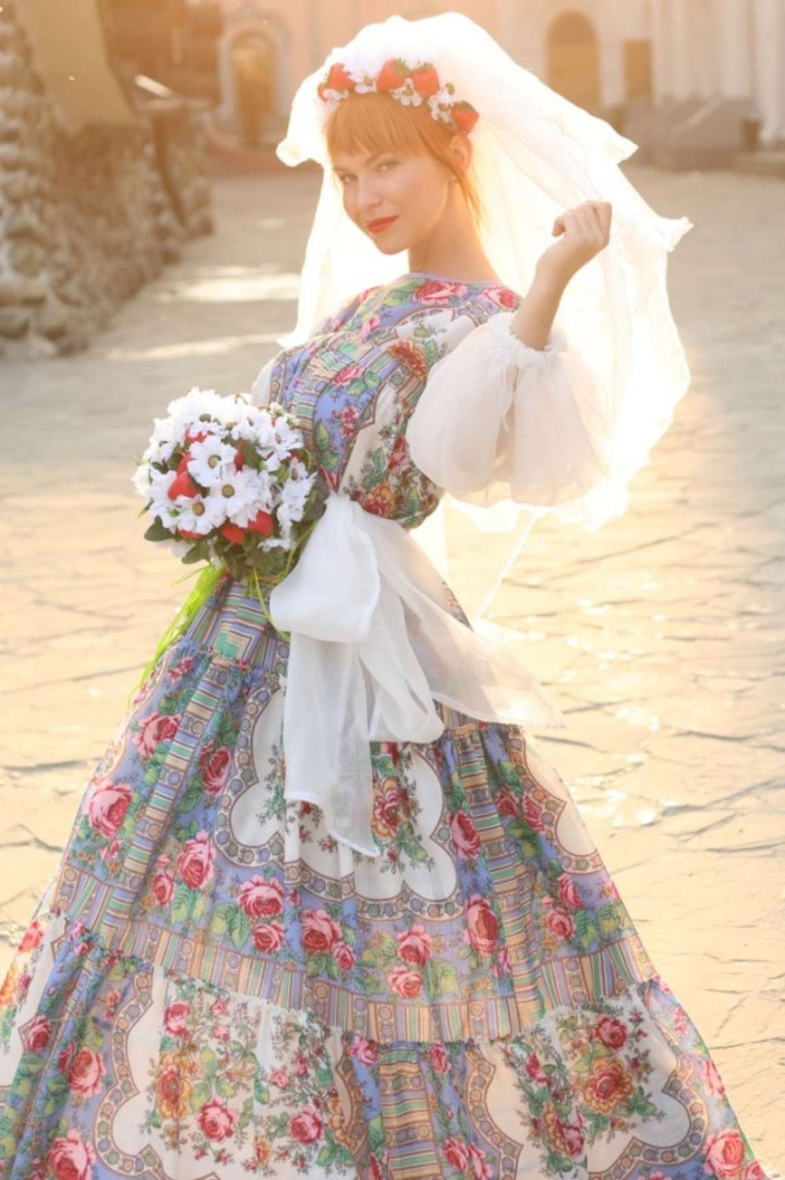 Современные национальные свадебные