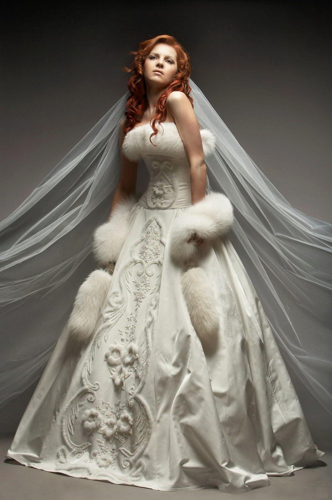 Ххх в свадебном платье 8 фотография