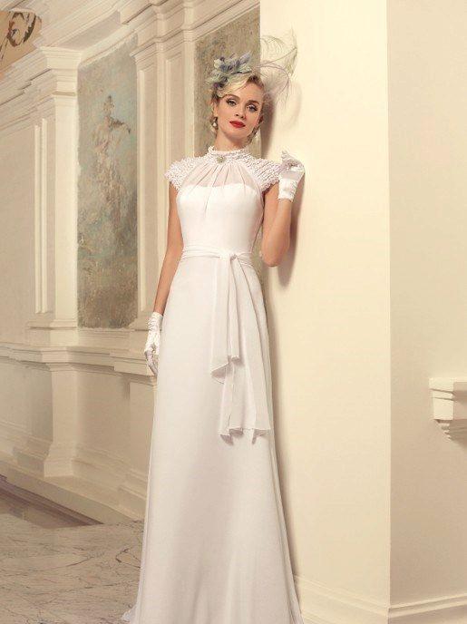 Винтажные свадебные платья: особенности стиля, выбор