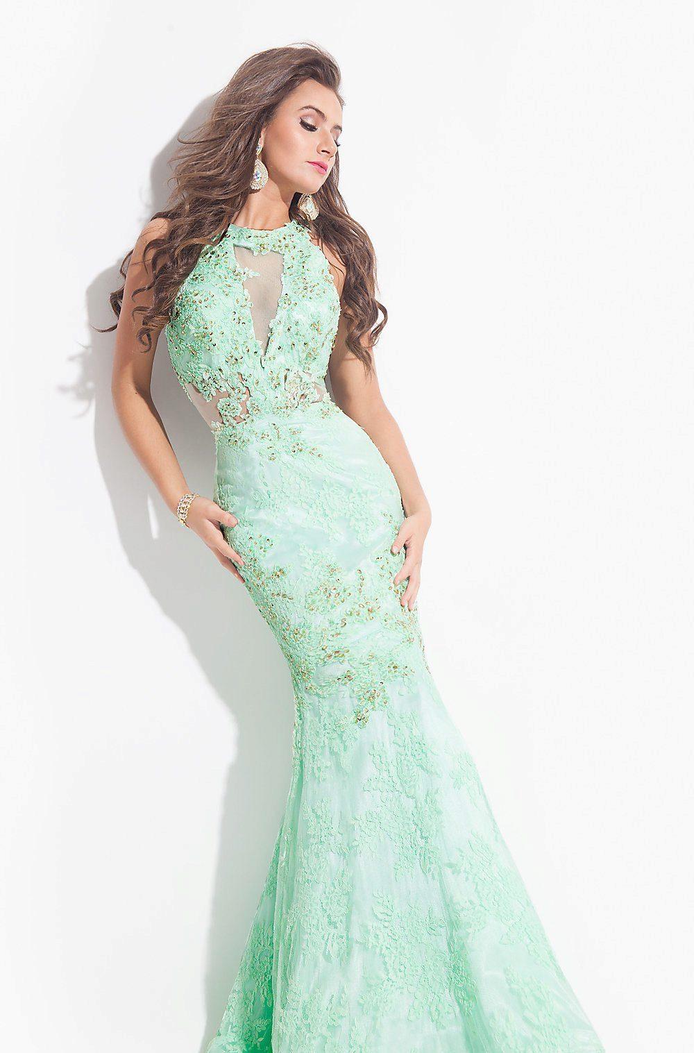 486503d3bdf Вечернее платье мятного цвета  самые лучшие фото (19 фото)