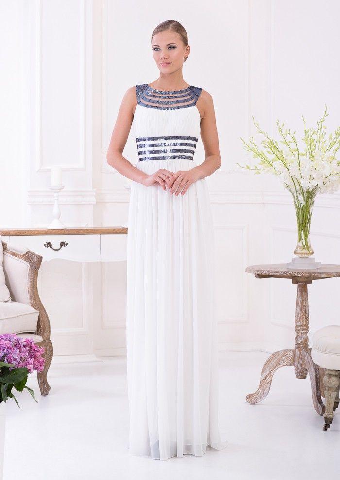 Длинное платье а внутри короткое фото