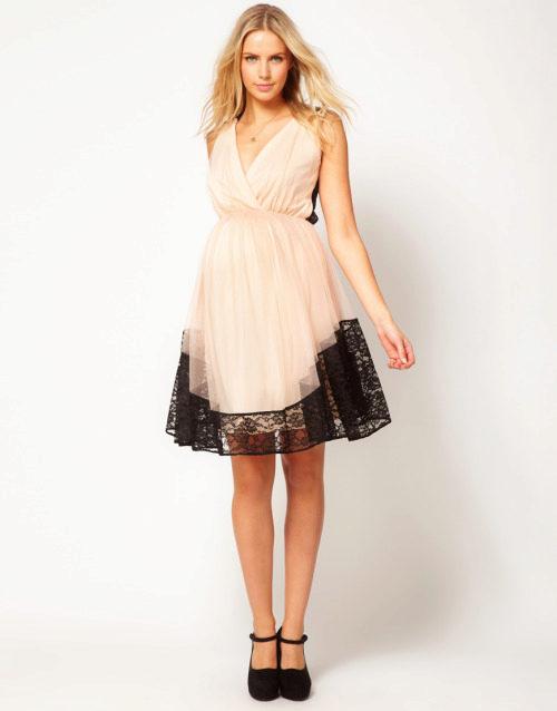 755ac8d80135d8e Вечерние платья для беременных на свадьбу: выбор фасонов и стилей ...