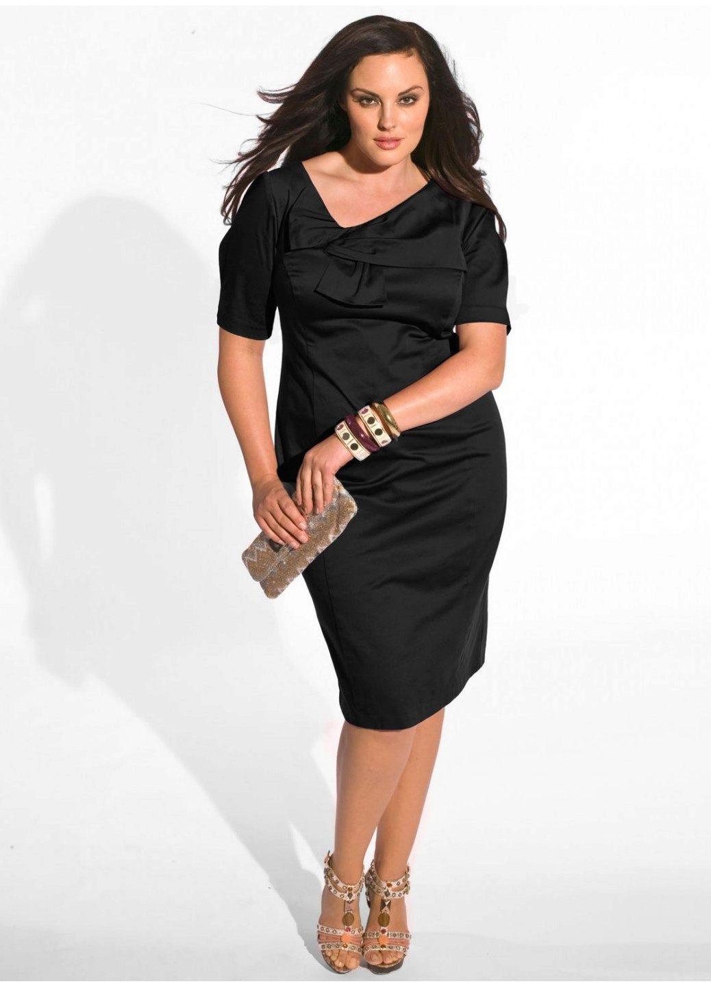 db9bfd3986d Вечерние платья для полных девушек и женщин  длинные фасоны