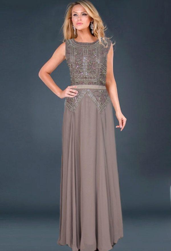 1a64420e4f7 Вечерние платья для женщин 50 лет и старше  особенности выбора (31 фото)