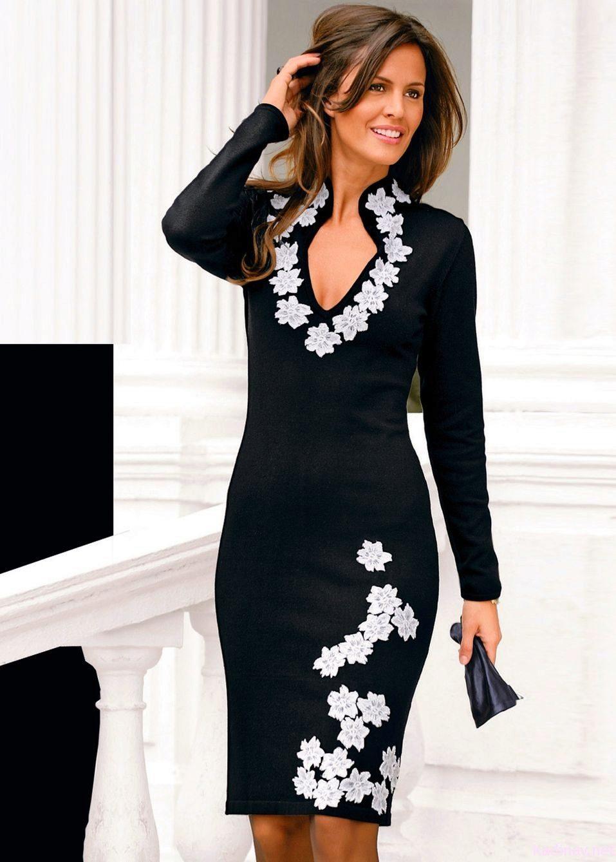 0dbce4f99e4 Вечерние платья для женщин 50 лет и старше  особенности выбора (31 фото)