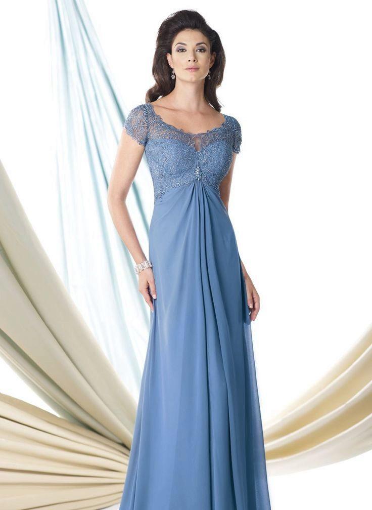 e66d507c8be Вечерние платья для женщин 50 лет и старше  особенности выбора (31 фото)