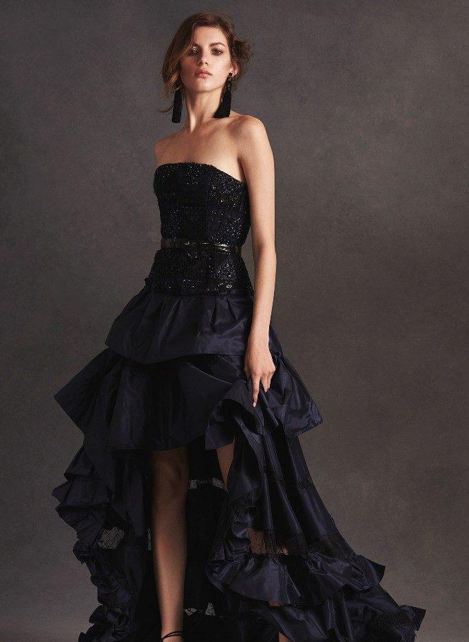 ae93faed243f01b Вечерние платья из гипюра: длинные и короткие гипюровые платья, с ...