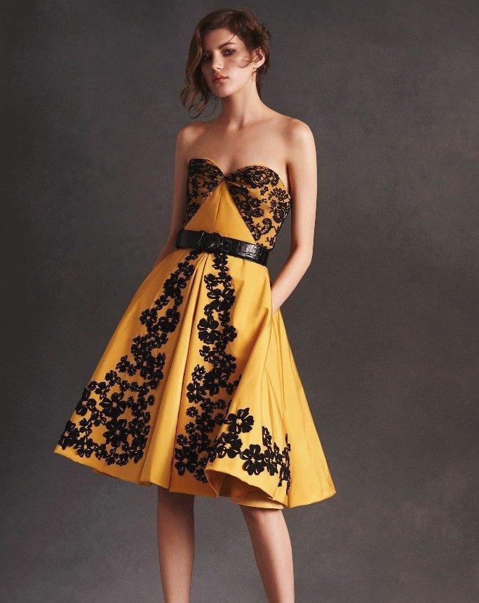 5c0142ea8a3 Вечерние платья из гипюра  длинные и короткие гипюровые платья