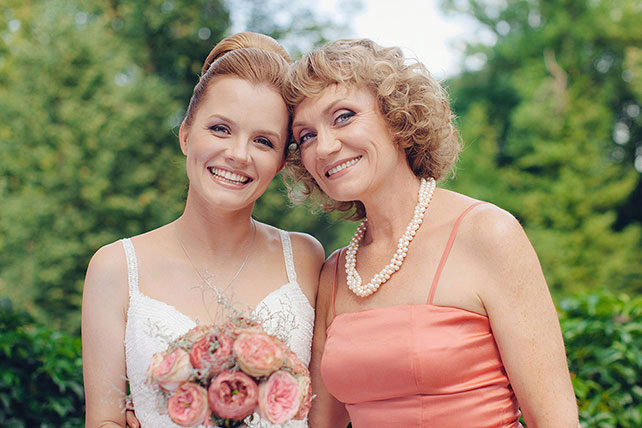 Платье для мам на свадьбу детей