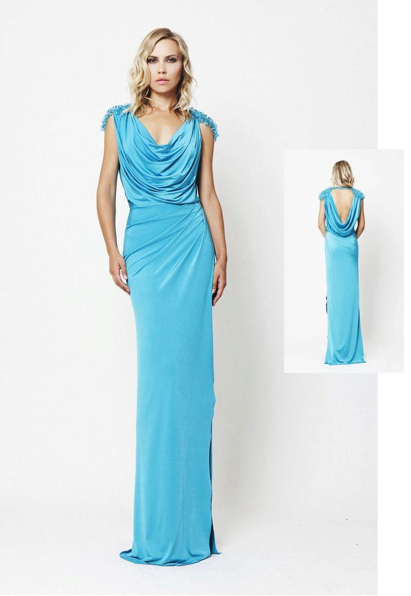 Греческое платье своими руками с открытой спиной фото 580