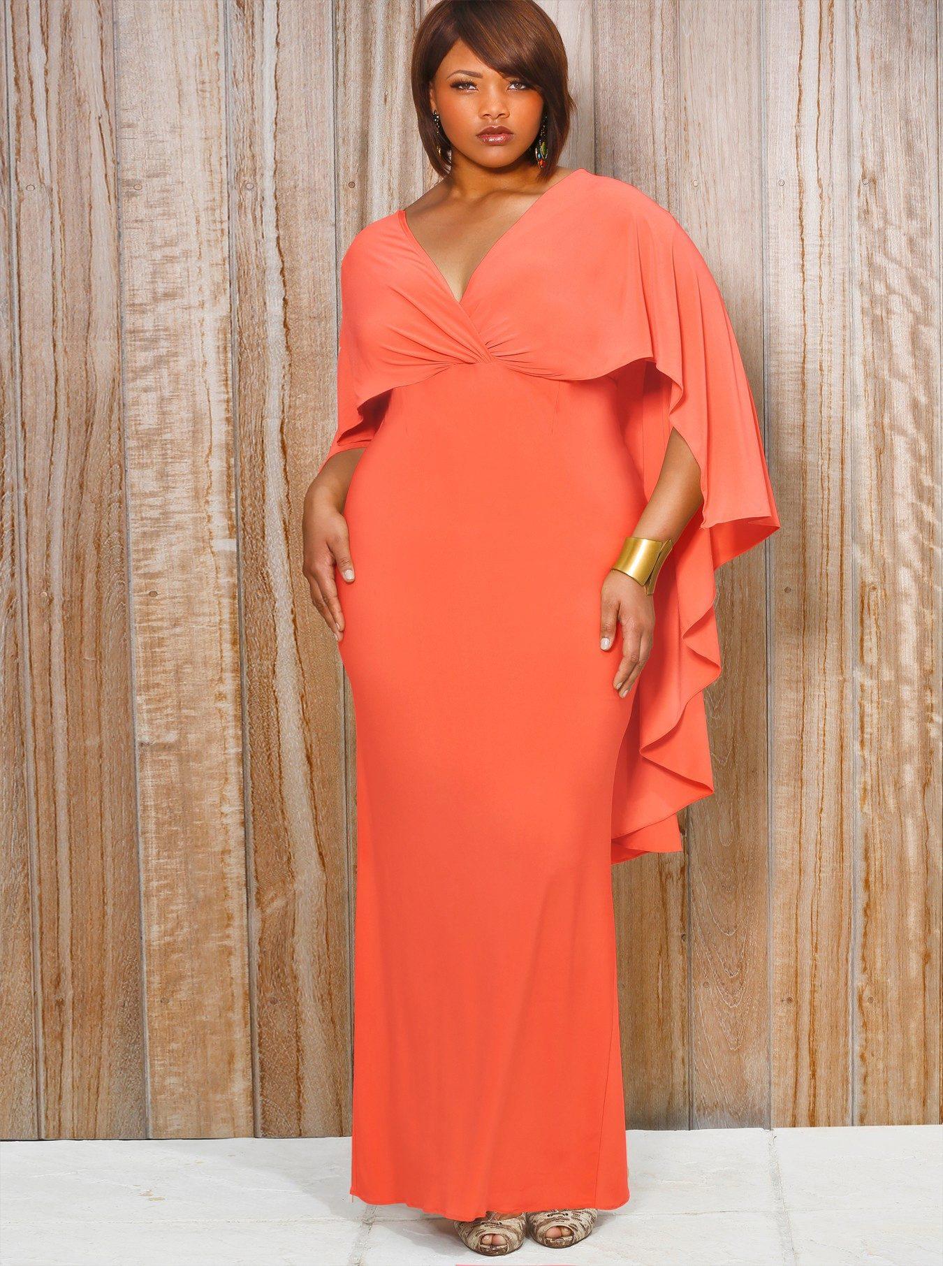 0ac834c41bf460f Нарядные вечерние платья больших размеров для полных женщин (58 фото)