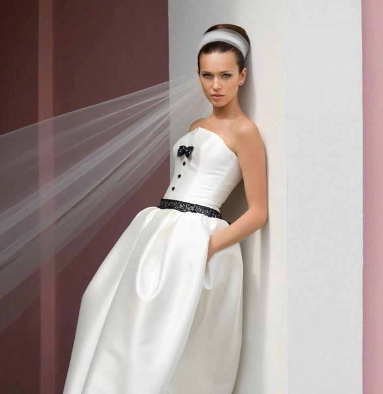 Виды корсетов у свадебного платья
