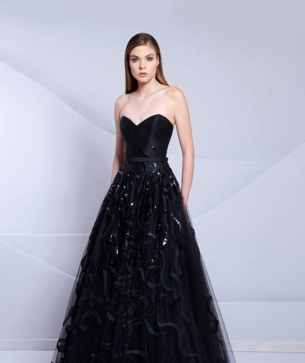 Платья вечерние с корсетом. фото