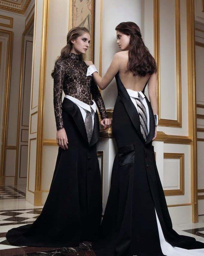 Платье с открытой спиной для полных