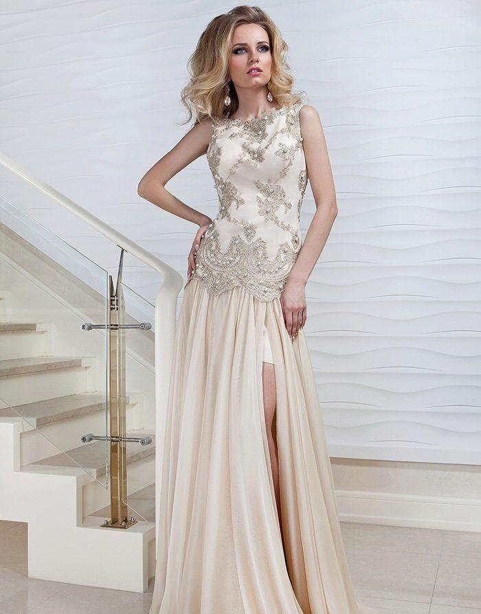 1d1cc599b93 Вечерние платья от Оксаны Мухи  длинные и короткие модели