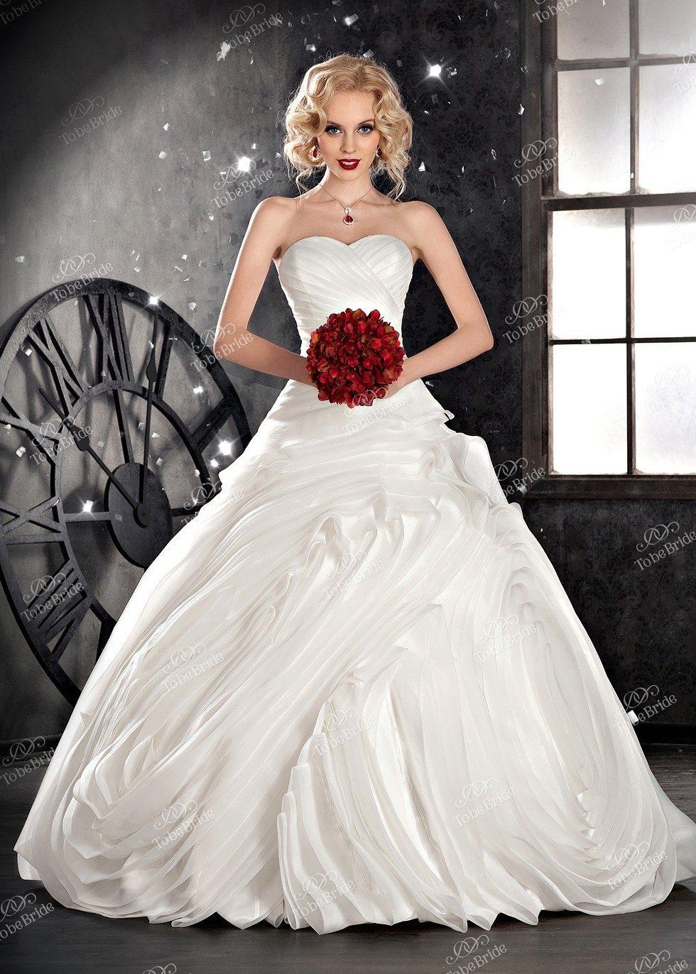 d946d31170a7a6c Свадебные платья To be Bride: лучшие коллекции (57 фото)