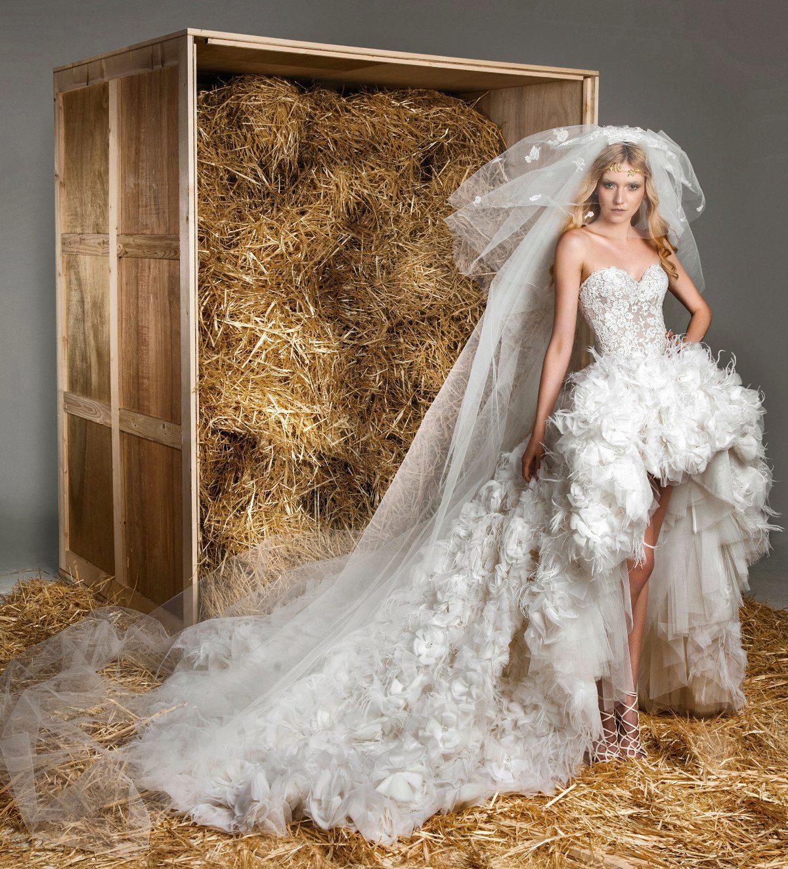 Свадебные платья каталог 2017-2018 года