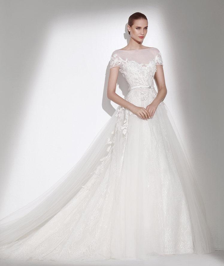Свадебные платья Elie Saab: лучшие модели и коллекции Эли Сааб