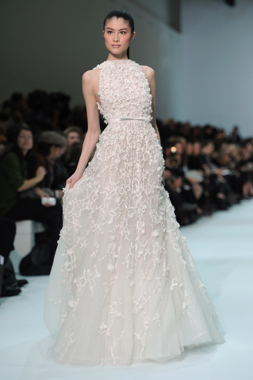Свадебные платья Эли Сааб картинки