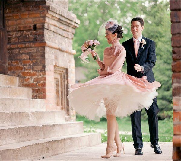 Свекровь выбирать свадебное
