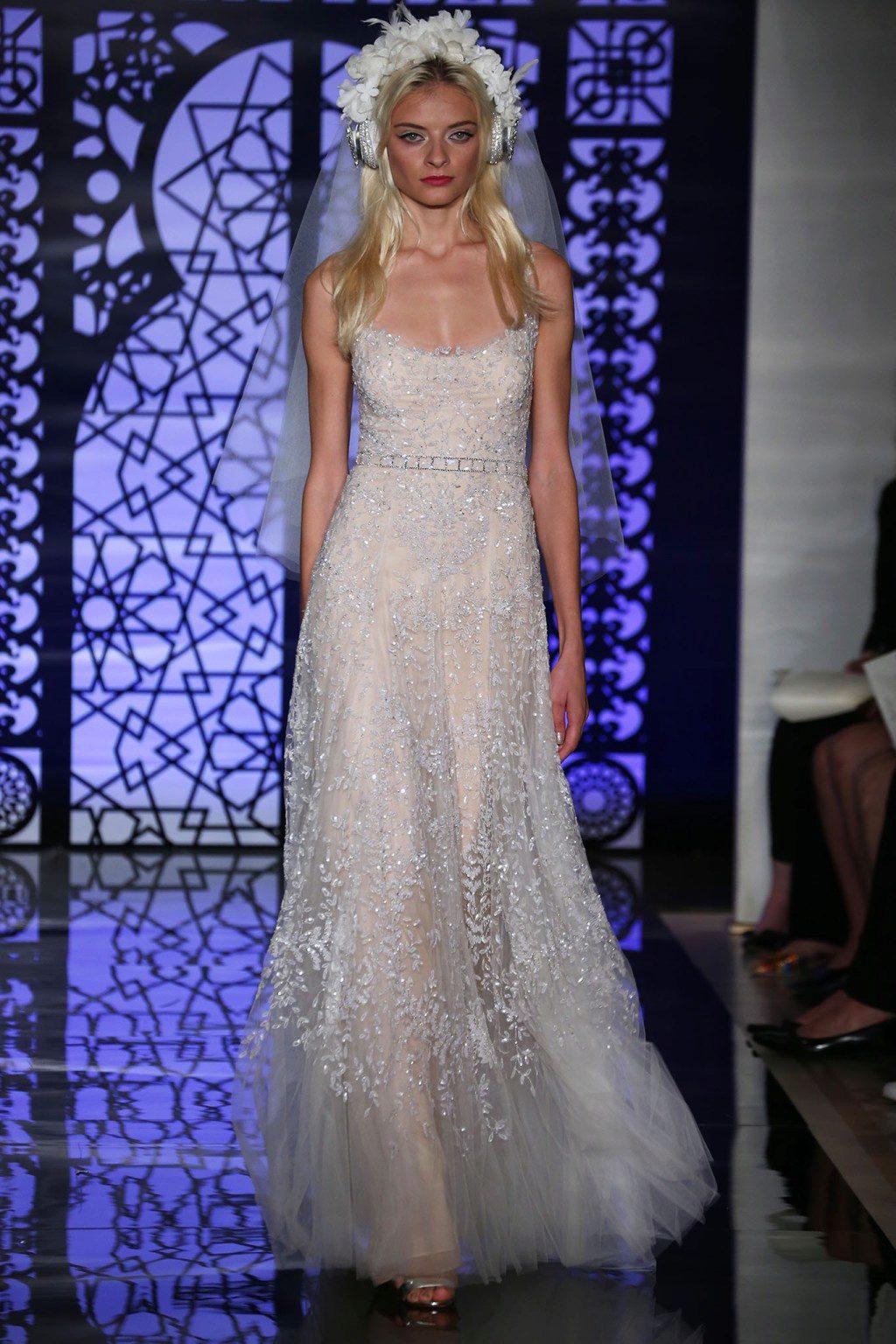 Reem Acra Свадебные Платья