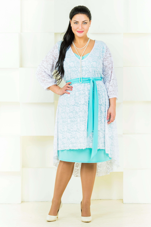e622bce458b Вечернее платье 56 размера