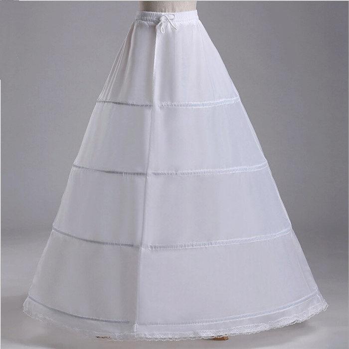Подъюбник Для Свадебного Платья С Кольцами Купить