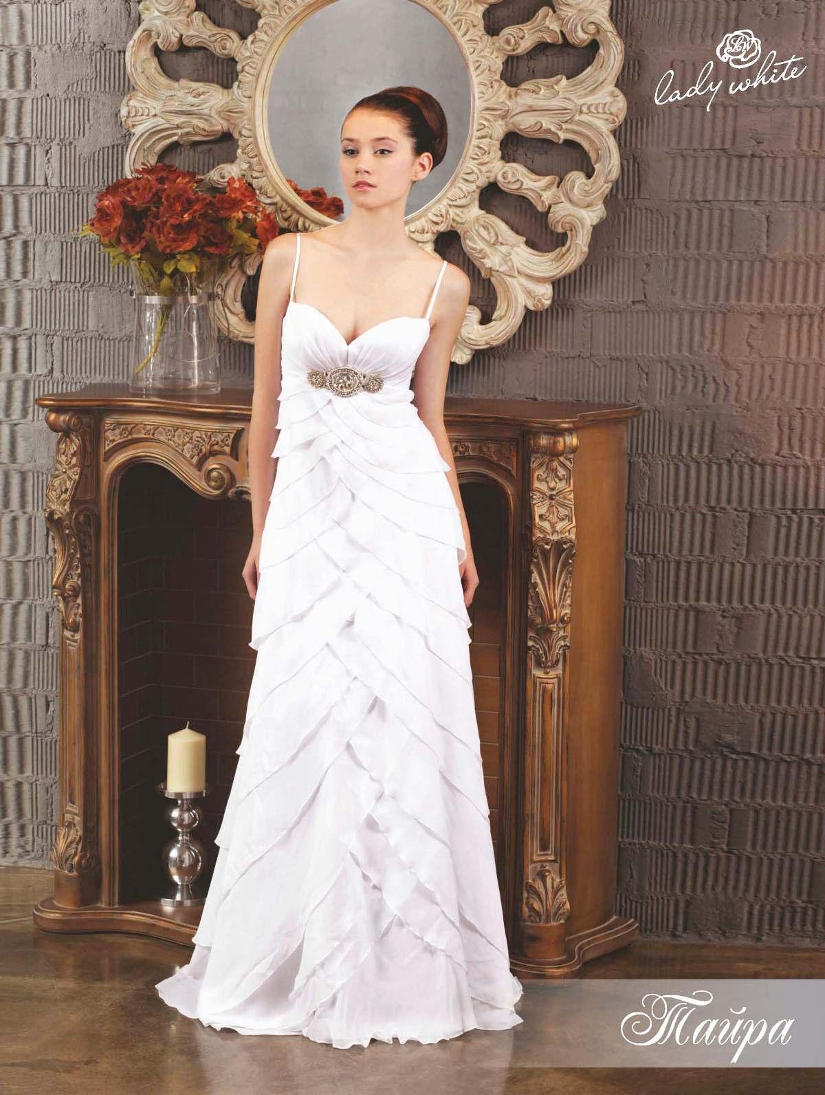Свадебные платья lady white