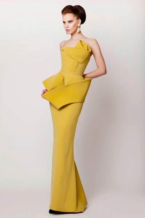 3b0e3331bee Платье горчичного цвета  с чем носить
