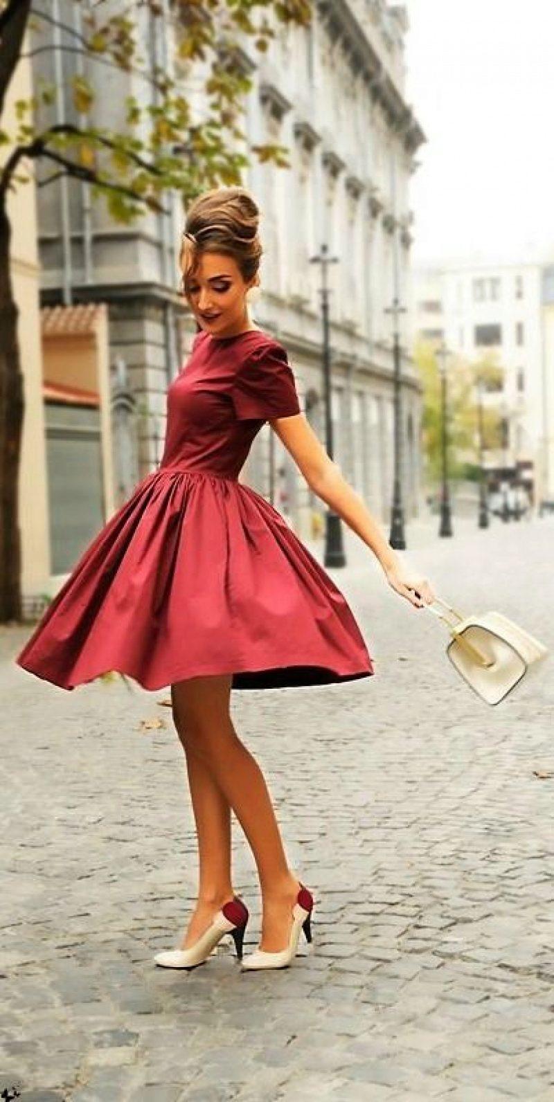 Туфли лодочки под платье