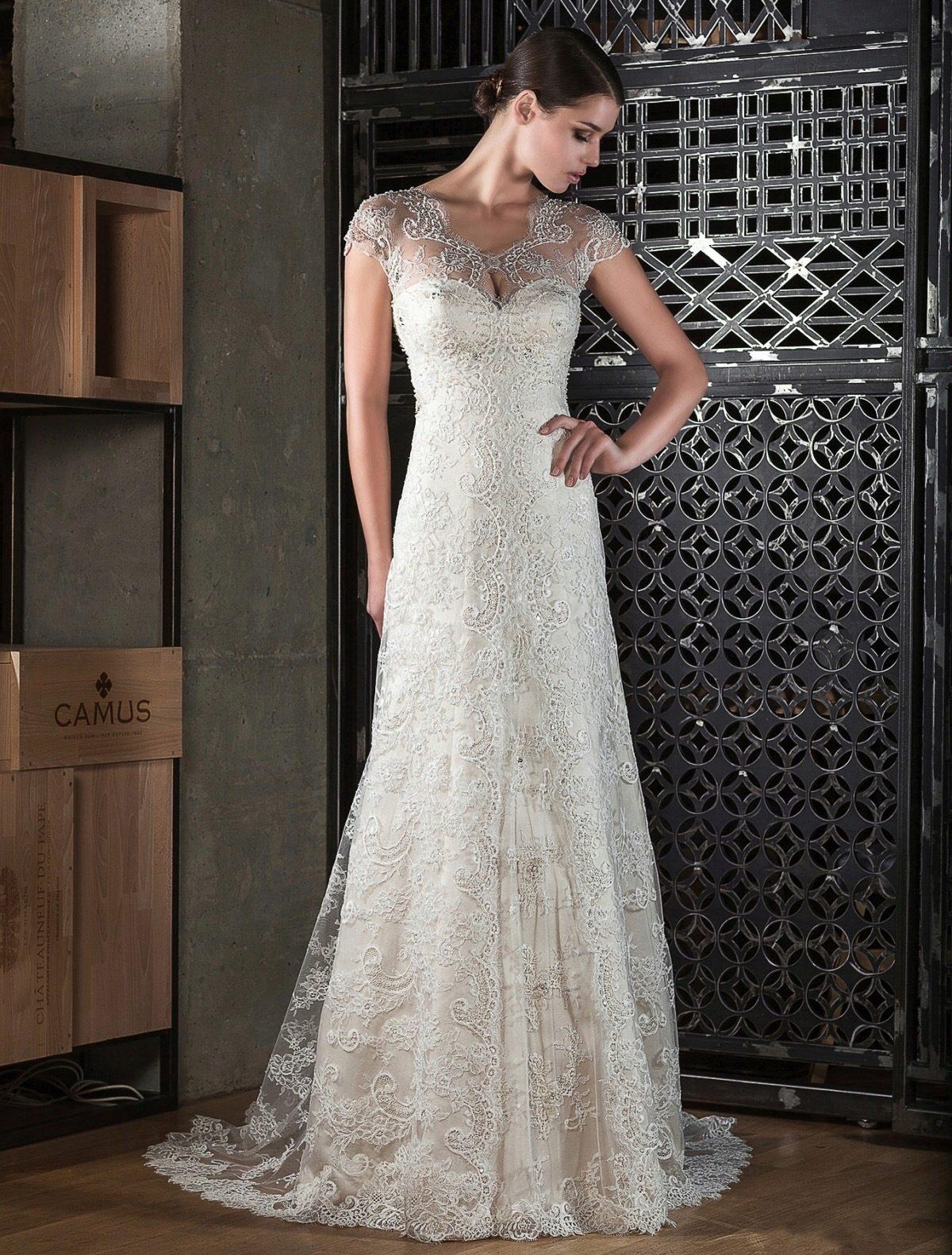 Свадебное платье тани григ