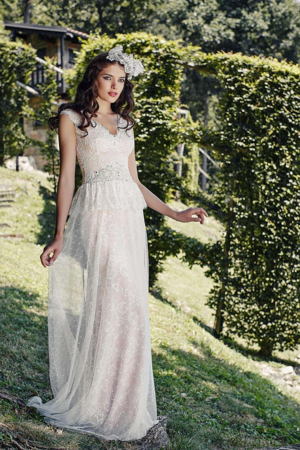 свадебные платья каталог 2010-2011 модель 16