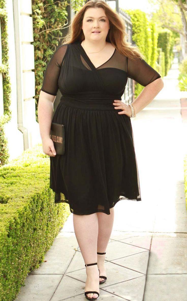 Белое с черным платье с чем носить 12