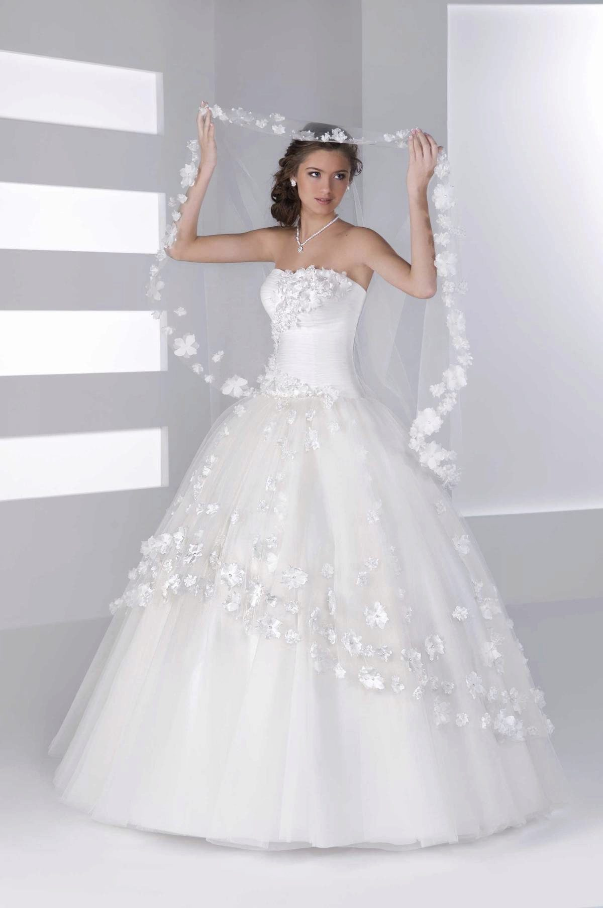 Как сшить пышной юбку для платья фото 772