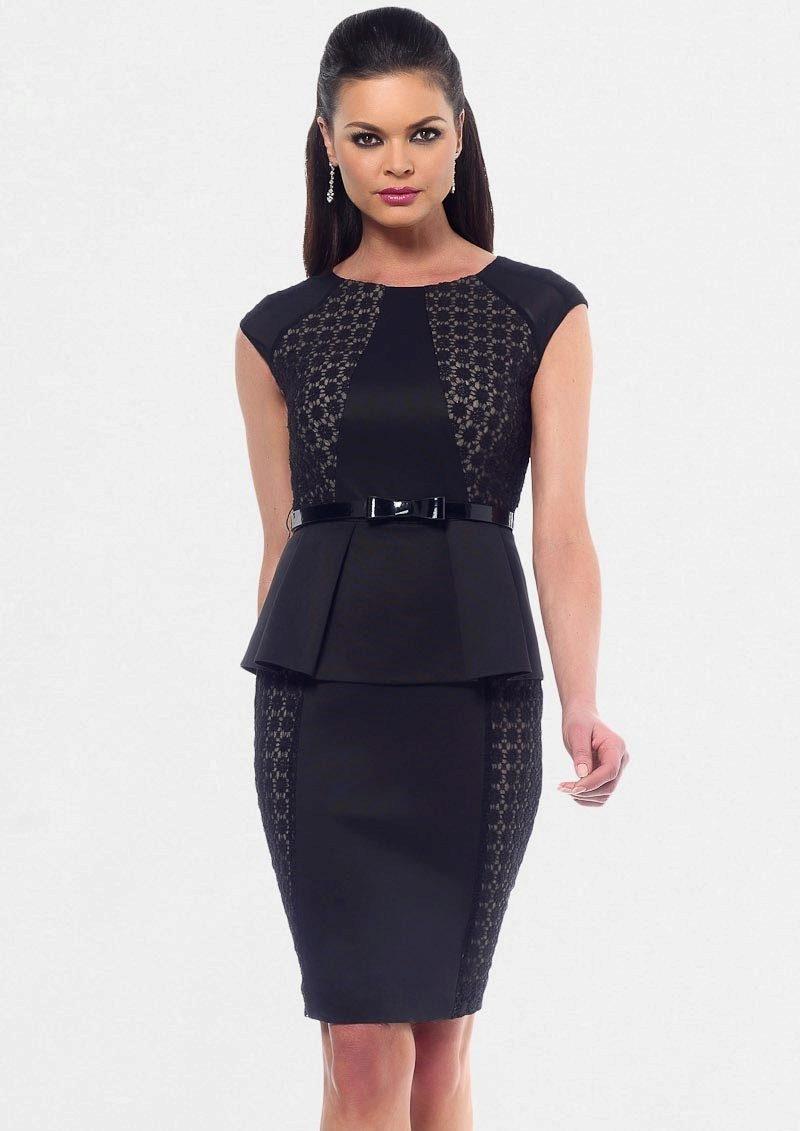 0c3bde7f1d3 Офисные платья  модные платья офисного стиля
