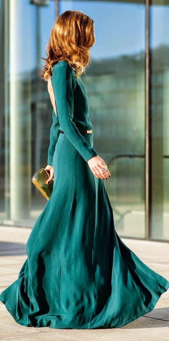 Свадебное платье морская волна