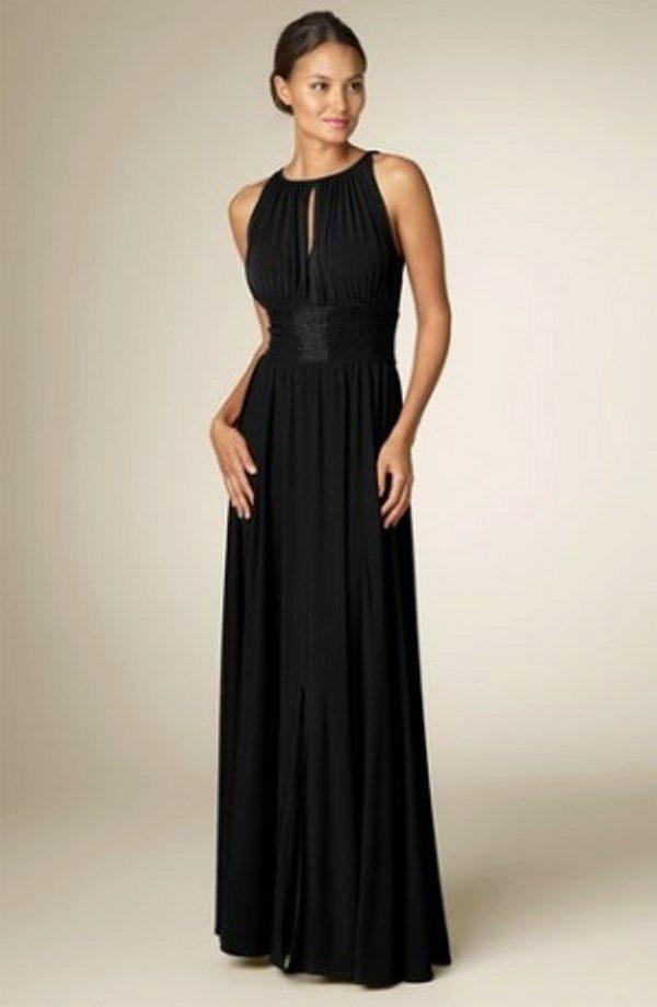 Красивые длинные платья своими руками