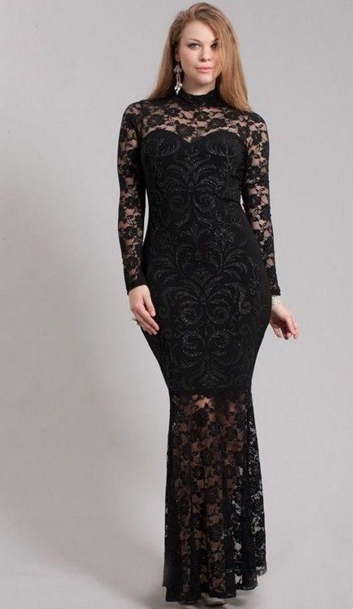 Платье кружево для дам